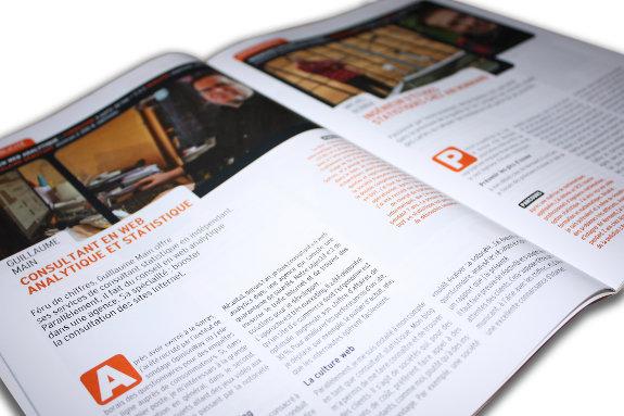 Brochure ONISEP consacrée aux métiers de la statistique